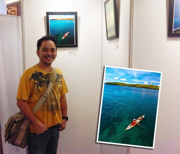 1'st Place at ITHF Photo landscape Indonesia 2011