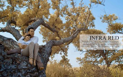Infrared prewedding