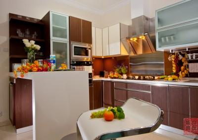 Kitchen Set Photo – Zen living