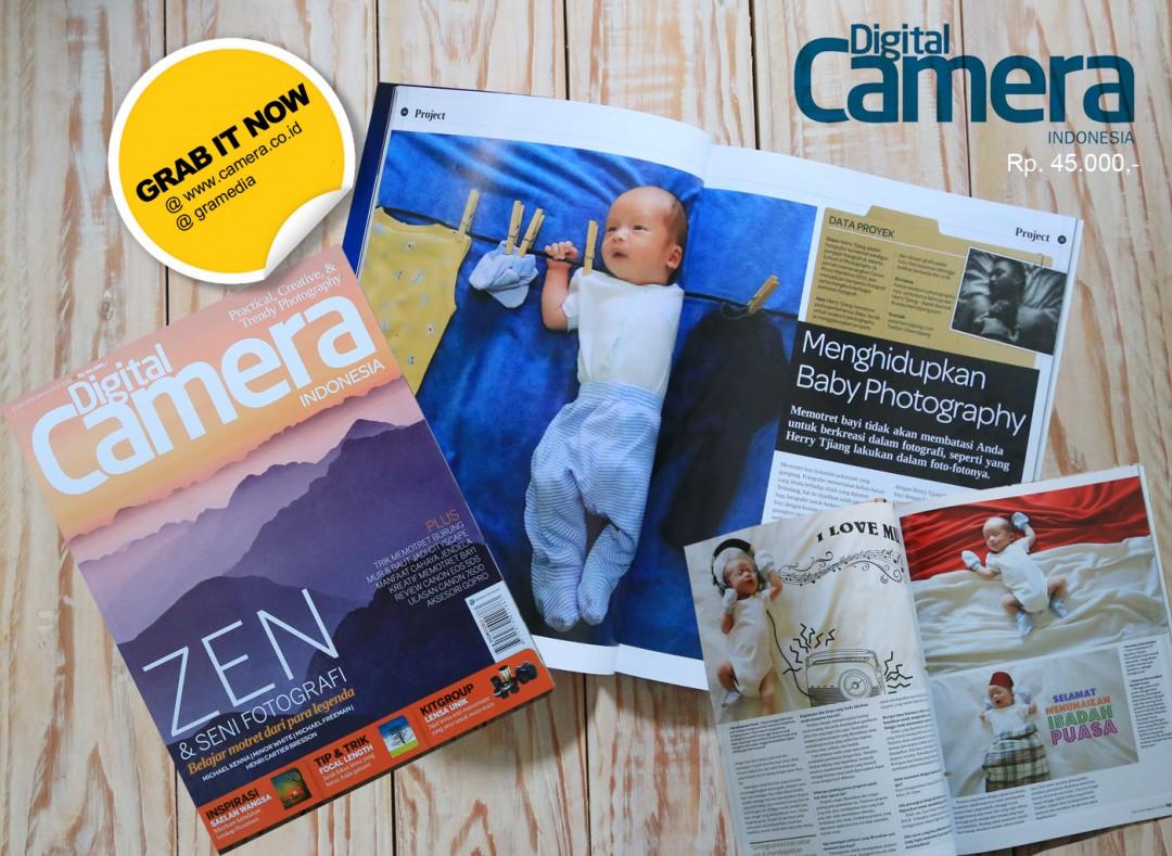 Digital Camera Indonesia – Membangkitkan kembali foto baby