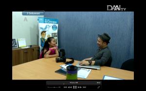 Herry tjiang on DAAI TV