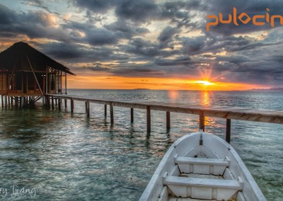 Landscape photo  Pulo Cinta