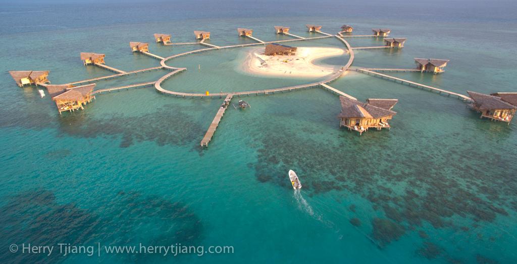Hasil gambar untuk Pulo Cinta Eco Resort, Gorontalo
