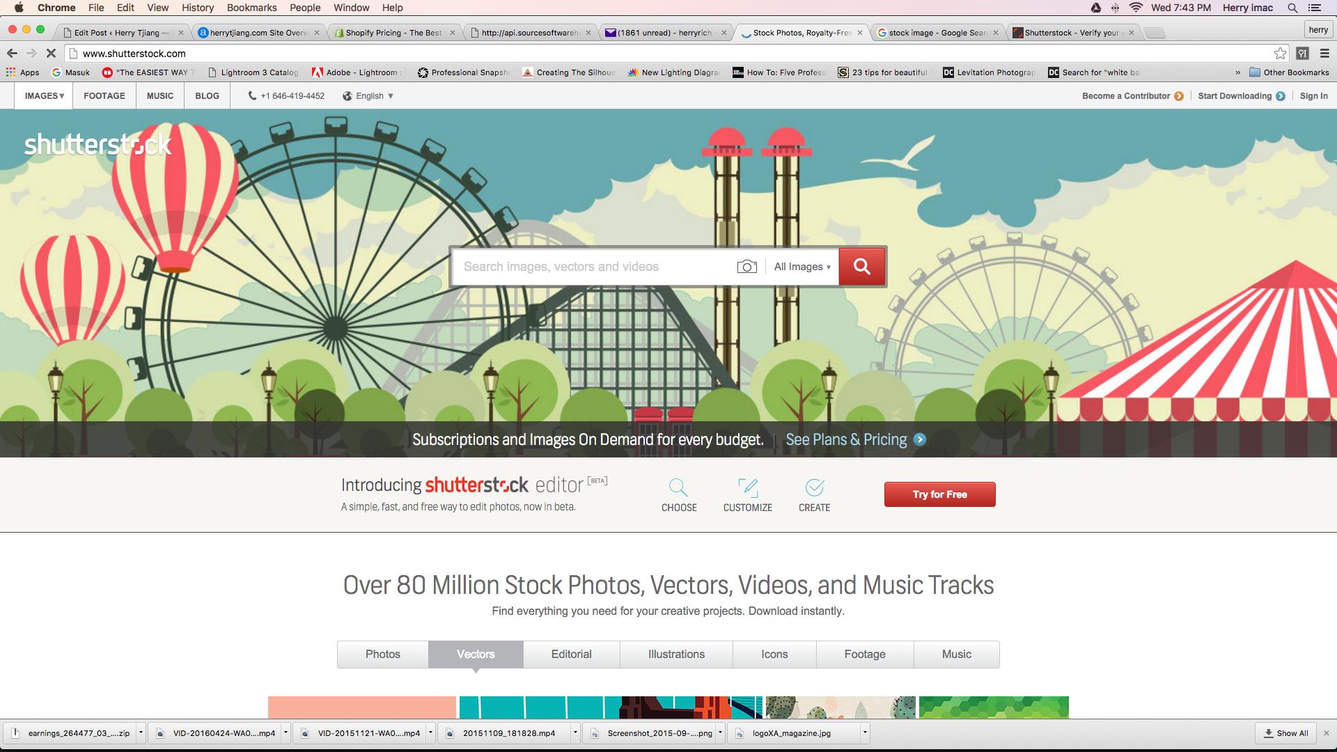 Shutterstock image bank