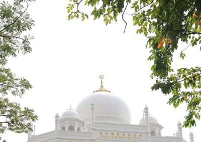 Arsitektur Masjid Ramlie Musofa – Sunter – Jakarta Utara