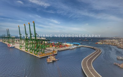 Pelabuhan Tanjung Priuk baru