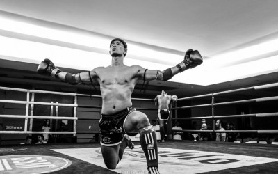 MUAY THAI ROAD TO VICTORY