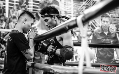 fighter muay thai