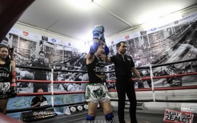 Pemenang muay thai