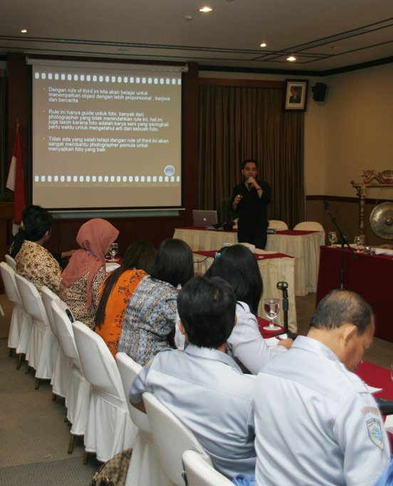 workshop photo di kemenhub