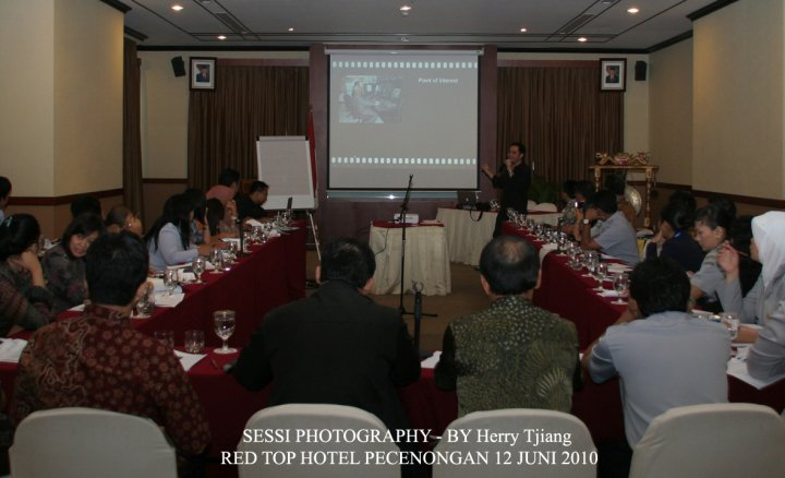 Workshop photography