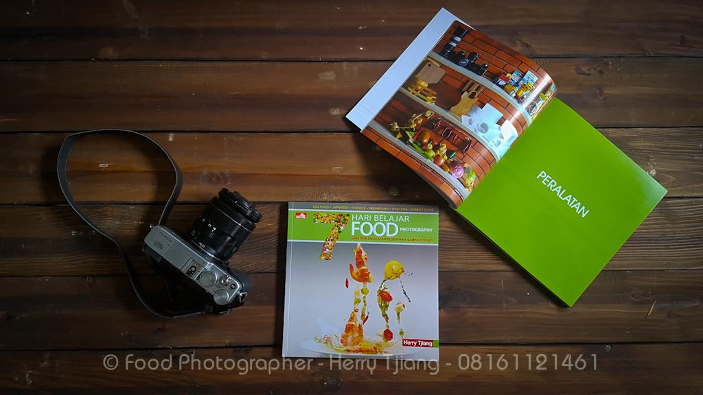 buku foto makanan