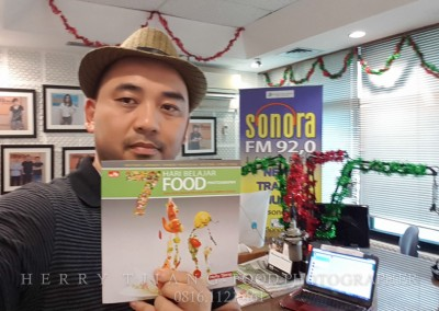 HOBBY FOOD PHOTOGRAPHY at Sonora FM