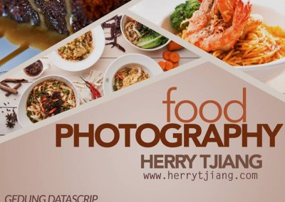 Workshop Food photography – Tutorial dan sharing food photography