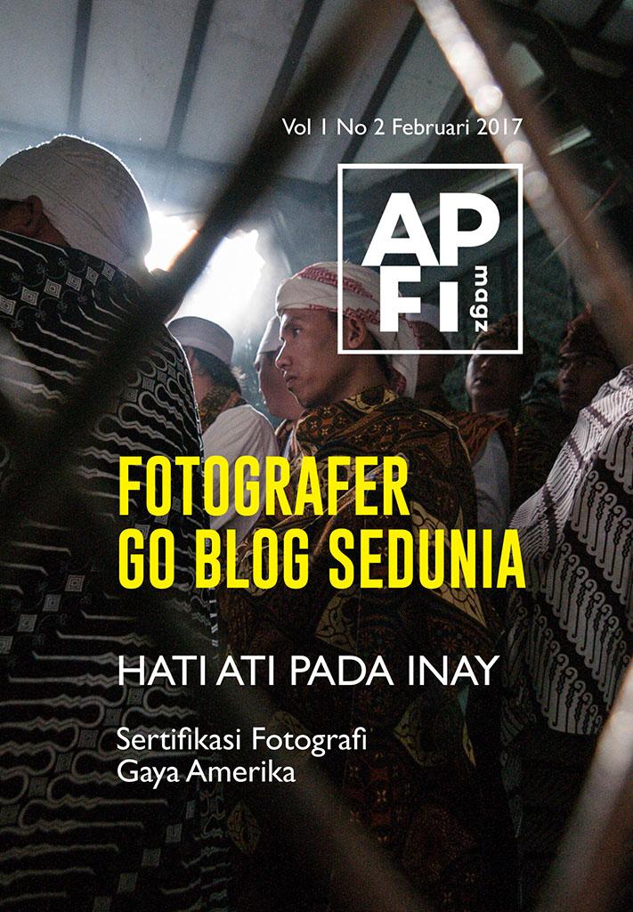 APFI MAGAZINE – Majalah APFI edisi ke dua