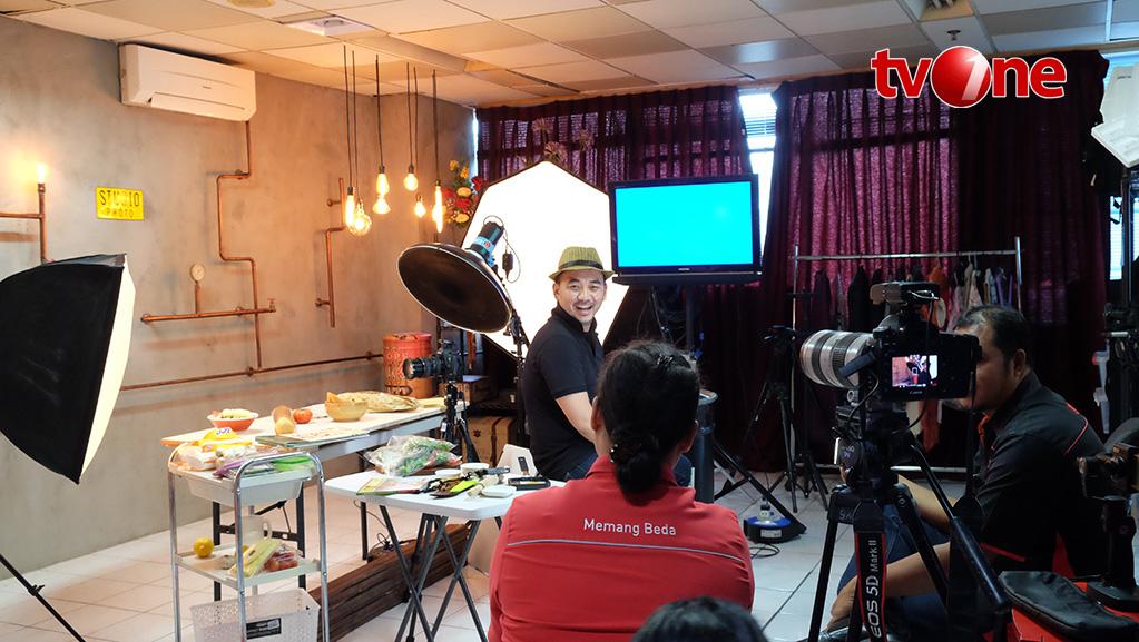 fotografer makanan at TV One