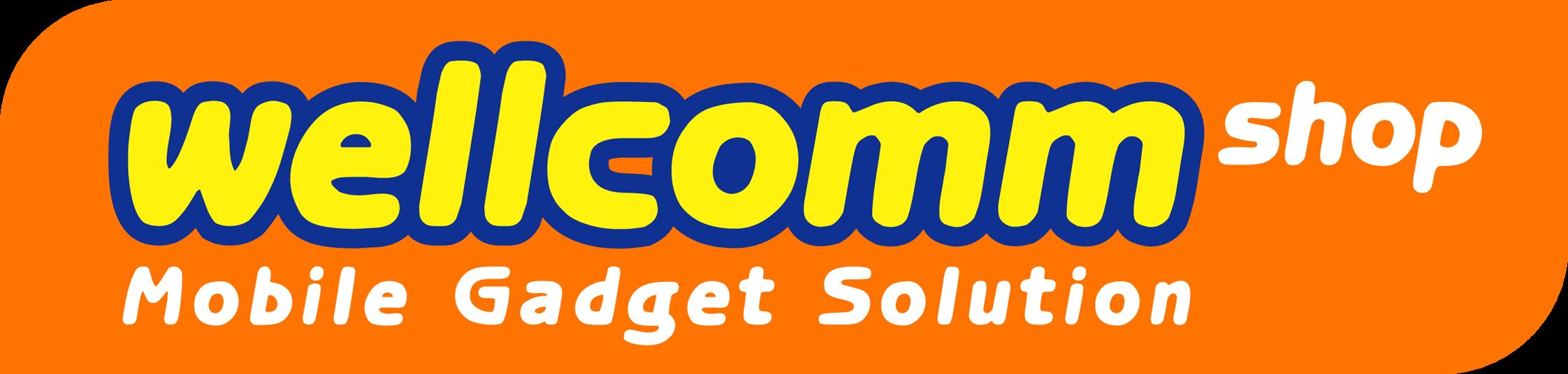 logo wellcomm shop