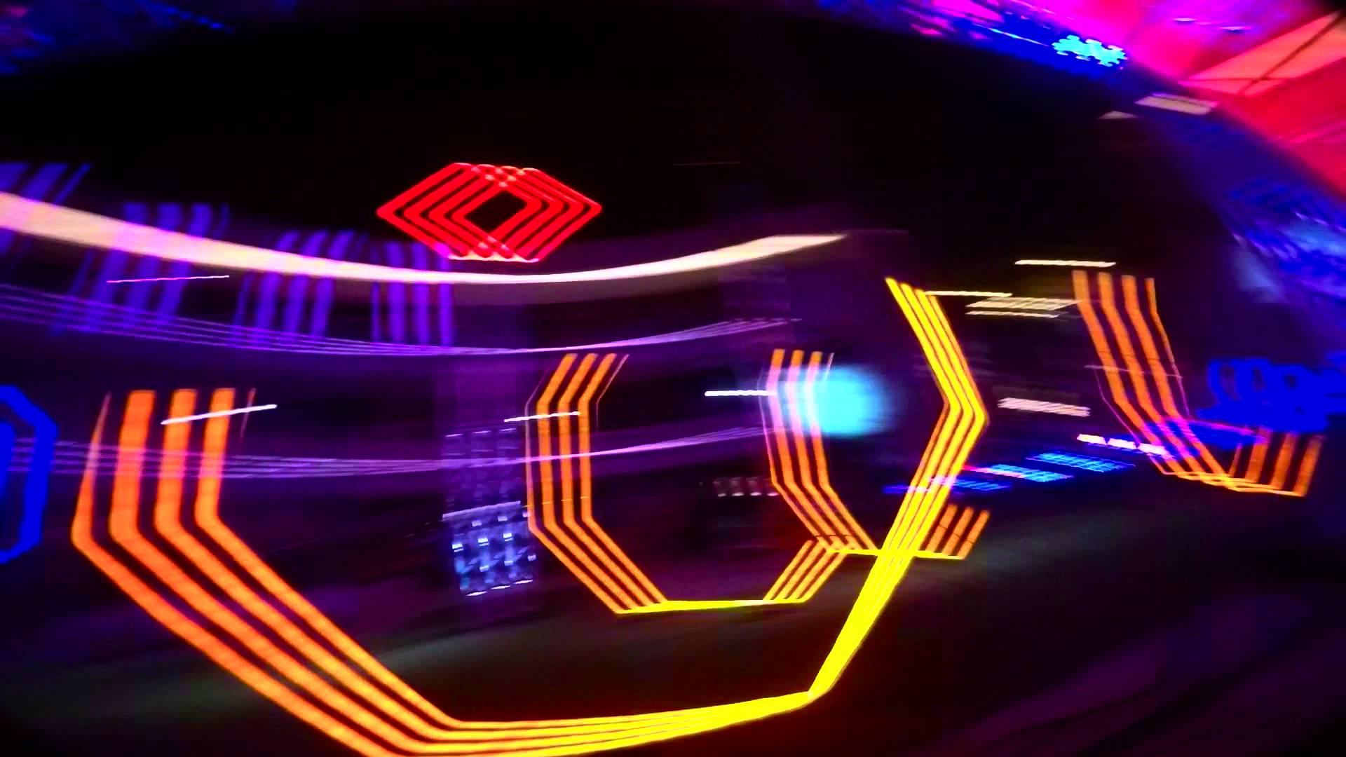 night drone race 2017