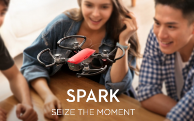 DJI SPARK LAUNCHED – INDONESIA