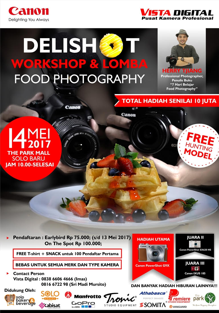 food photographer terkenal di Indonesia