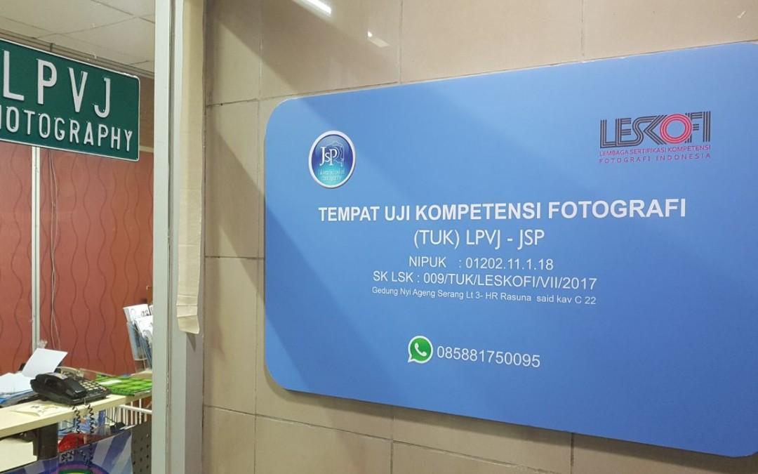 Tempat Uji Kompetensi Fotografi – Jakarta School of Photography