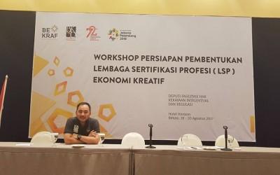 Sertifikasi Fotografi untuk fotografer Indonesia
