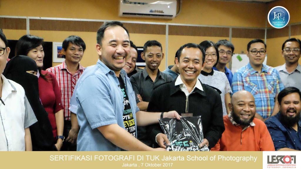 jakarta sertifikasi fotografi