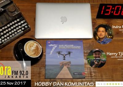 DRONE FOTOGRAFI – HOBBY DAN KOMUNITAS – FM SONORA