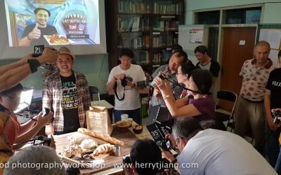 Workshop food photography badung – Herry Tjiang