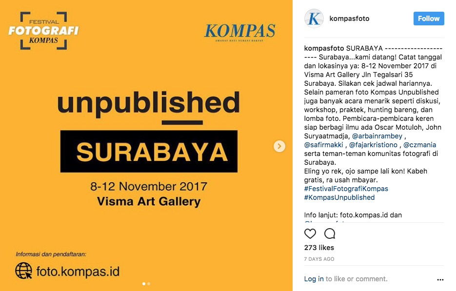 unpublished surabaya