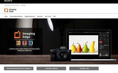 SOFTWARE untuk Sony A7R3 – pixel shift