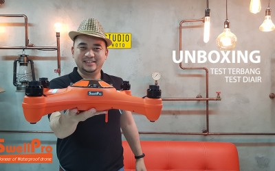 Review Splash Drone 3 Swellpro – Drone Tahan Air