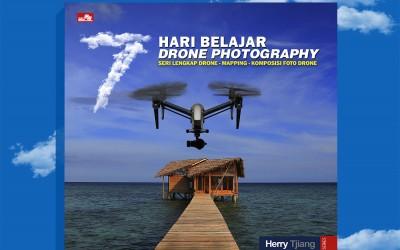 Road show buku drone 7 hari belajar drone photography by Herry tjiang