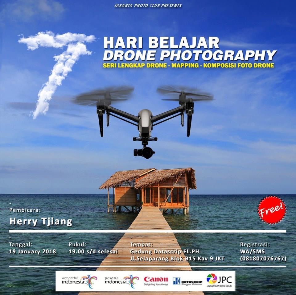 Jakarta photo club drone
