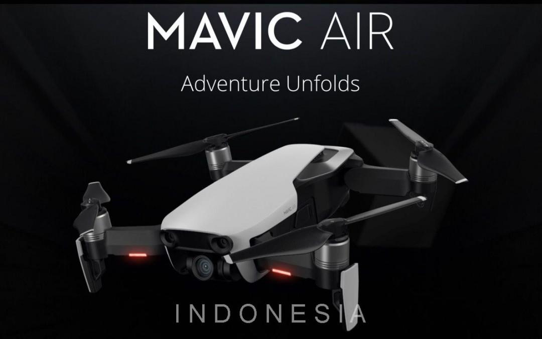 Mavic Air – Launching hari ini