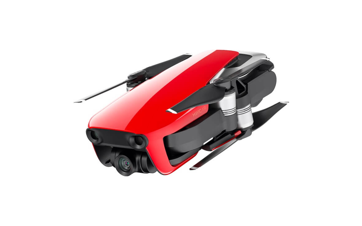 mavic air red