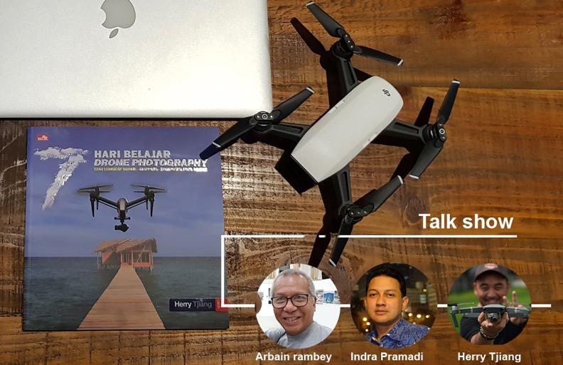 talkshow drone