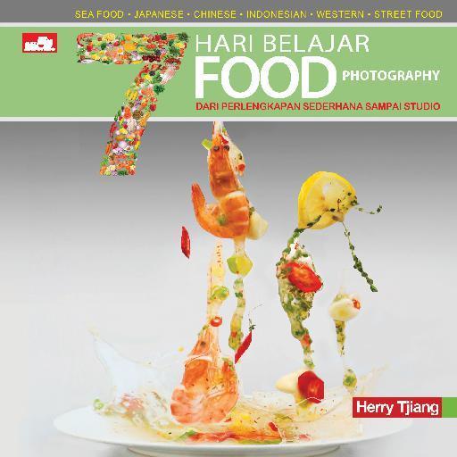 Belajar foto makanan