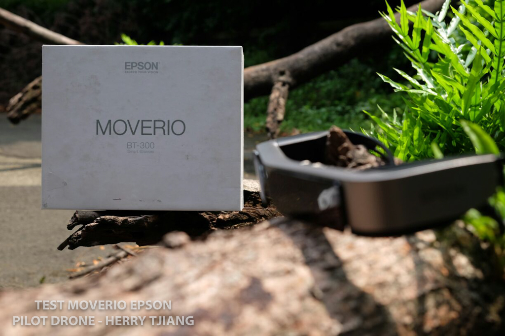 Moverio bt 300 testing