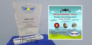 PILOT DRONE BERSERTIFIKAT