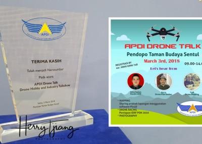 Workshop Drone – APDI – Herry Tjiang
