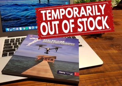Buku 7 hari belajar drone photography out of stock