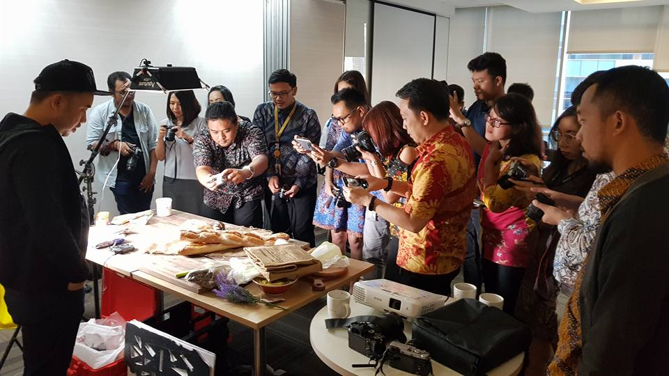 workshop foto makanan jakarta