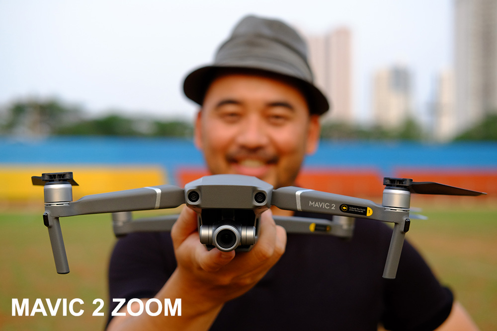 MAVIC2 ZOOM Indonesia
